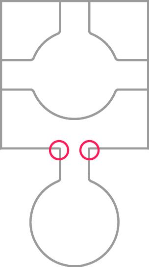 single-piecing-bit-line